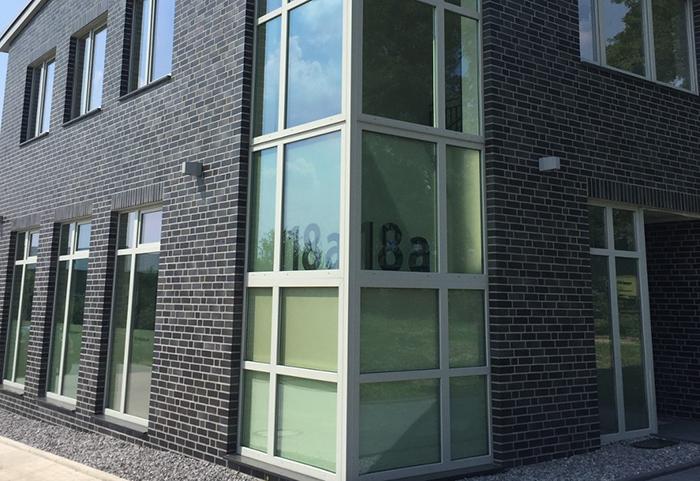 Kontakt - Bürogebäude der LTH Gruppe in Schermbeck.